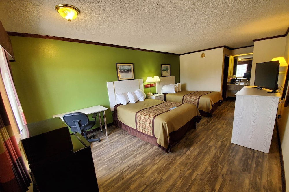 Room, 2 Double Beds, Smoking - Guest Room