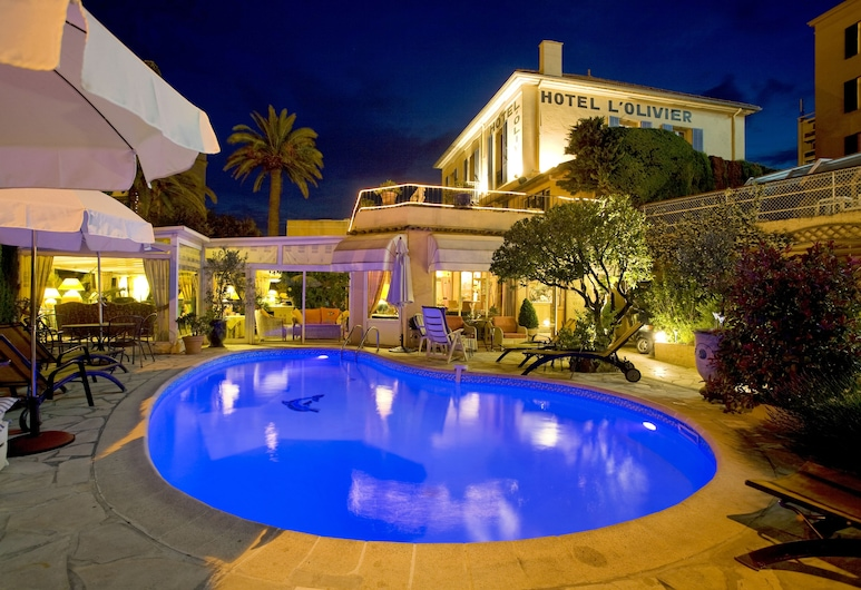 Hôtel de l'Olivier, Cannes