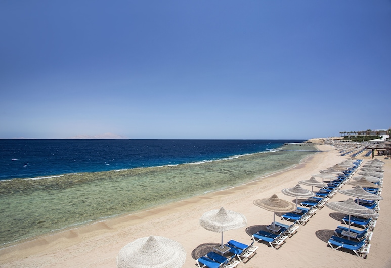 منتجع حدائق السلطان, شرم الشيخ, الشاطئ