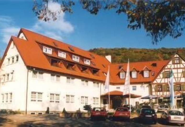 AKZENT Hotel Goldener Ochsen, Wolpertshausen, Fassaad