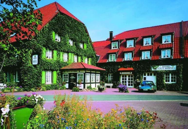 AKZENT Hotel Gut Hoeing, Унна, Фасад готелю