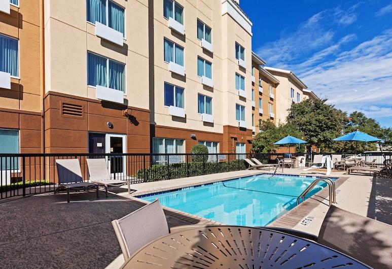 Fairfield Inn and Suites by Marriott Austin Northwest/Domain, Ostinas, Lauko baseinas