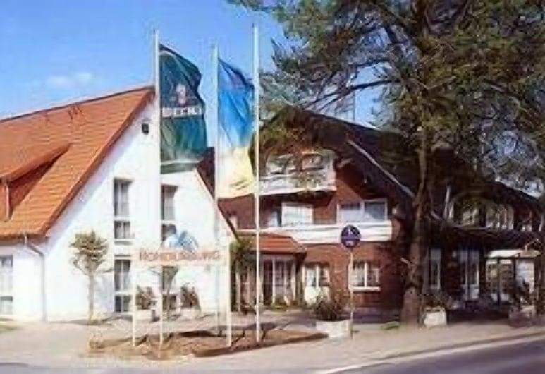 Rohdenburg Hotel&Restaurant GmbH&Co KG, Lilienthal, Hotelfassade