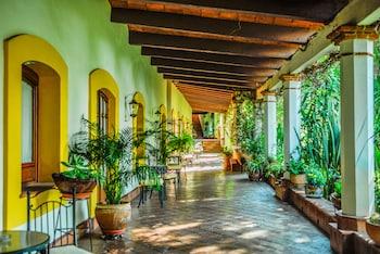 Picture of Hotel Hacienda Los Laureles - Spa in Oaxaca