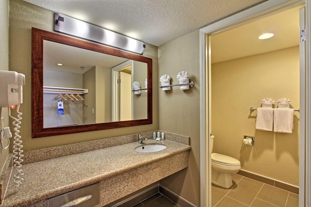 Стандартний номер, 2 ліжка «квін-сайз», для некурців - Ванна кімната