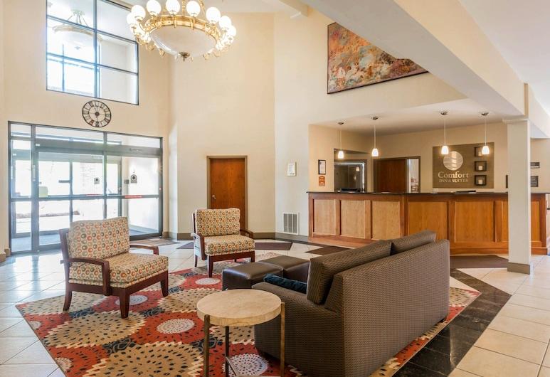 Comfort Inn & Suites, Burlington sur, Lobby