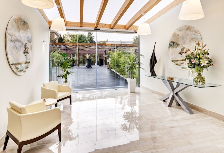 Hotel Sercotel Alcalá 611, Madrid, Eingangsbereich