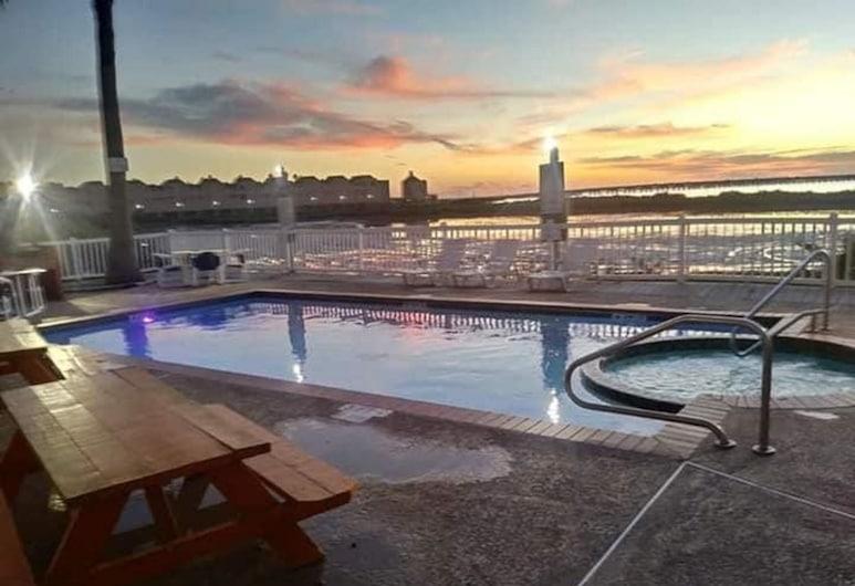 Blue Bay Inn & Suites, South Padre Island, Pool