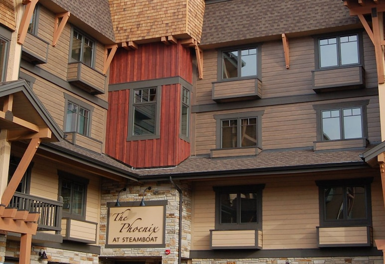 The Phoenix at Steamboat by Mountain Resorts, Steamboat Springs, Hotelfassade