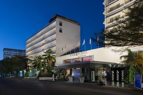 新非洲酒店/