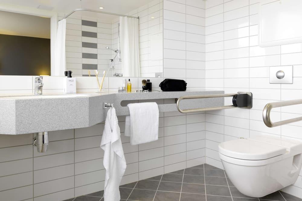 Dvojlôžková izba s oddelenými lôžkami - Kúpeľňa