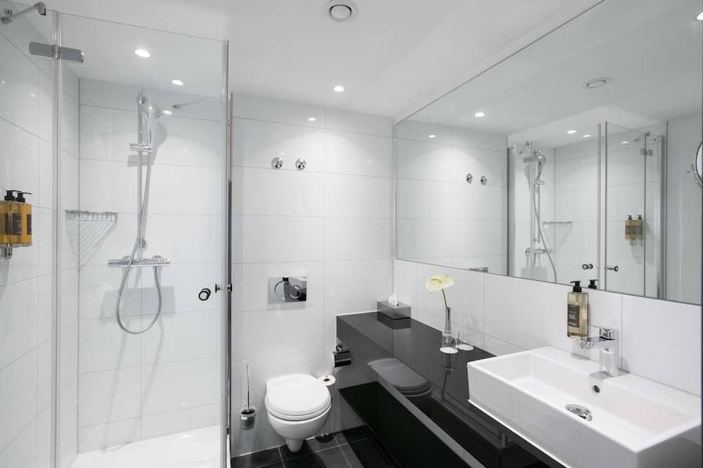 Quarto Duplo Comfort - Casa de banho