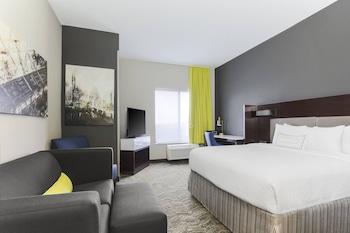 A(z) SpringHill Suites by Marriott Austin Parmer/Tech Ridge hotel fényképe itt: Austin