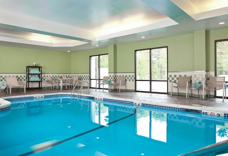 SpringHill Suites by Marriott Boston Peabody, Peabody, Piscina