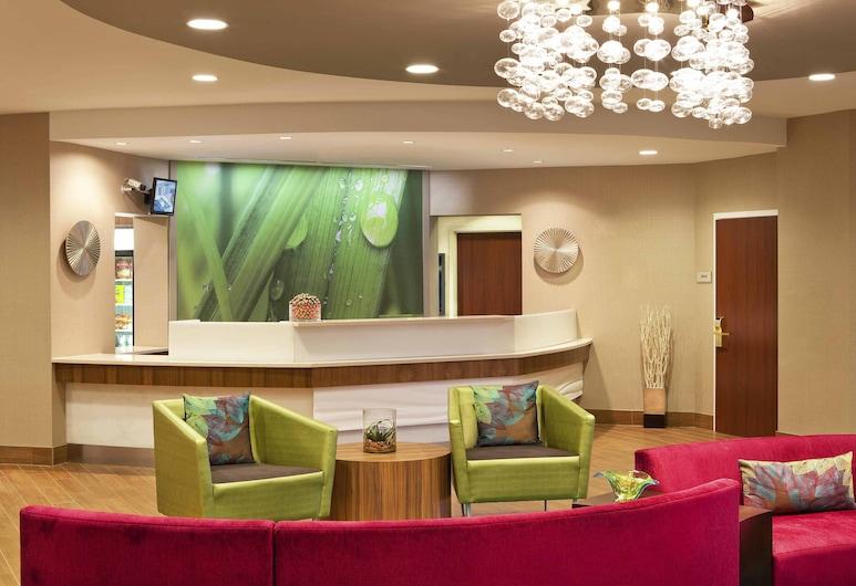 SpringHill Suites by Marriott Boston Peabody, Peabody, Lobi