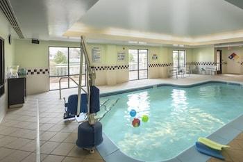 夏洛特夏洛特機場萬豪春嶺套房酒店的圖片