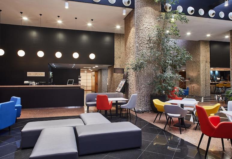 馬德里門西爾肯酒店, 馬德里, 大堂閒坐區