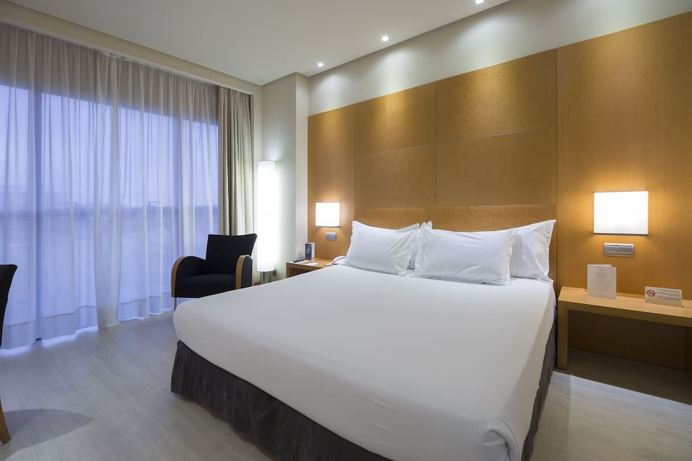 Hotel Silken Puerta Madrid Double Room Single Use Guest