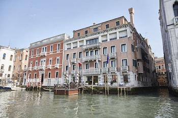 Fotografia do Sina Palazzo Sant'Angelo em Veneza