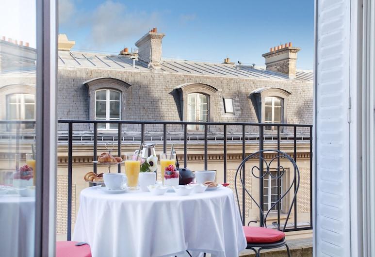 特里亞農左岸酒店, 巴黎, 外觀