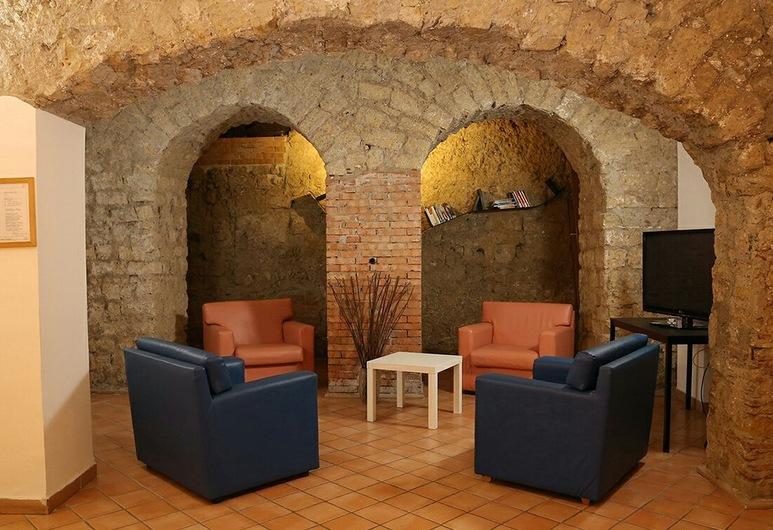 Caravaggio Hotel, Napoli, Hall