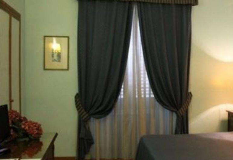 Hotel Fiori, Roma, Camera con letto matrimoniale o 2 letti singoli, Camera