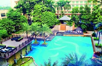 在广州的广州东方宾馆照片