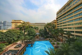 Fotografia do Dong Fang Hotel em Guangzhou