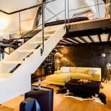 Loft Suite - Bad - Vonios kambarys