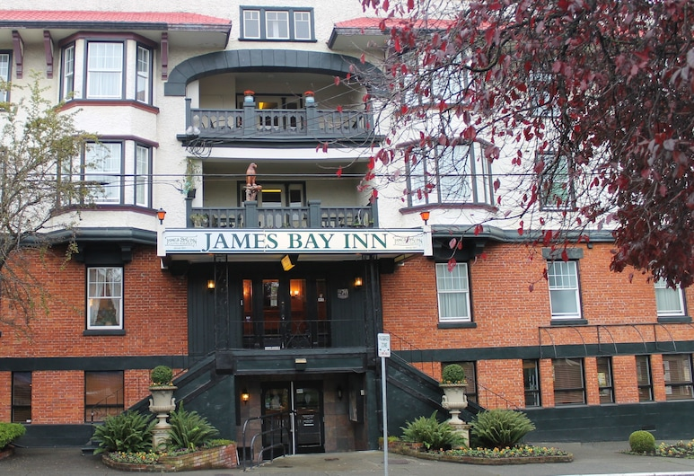 James Bay Inn Hotel & Suites, Victoria