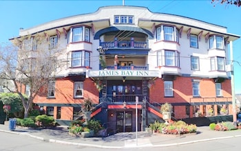 Foto di James Bay Inn Hotel & Suites a Victoria
