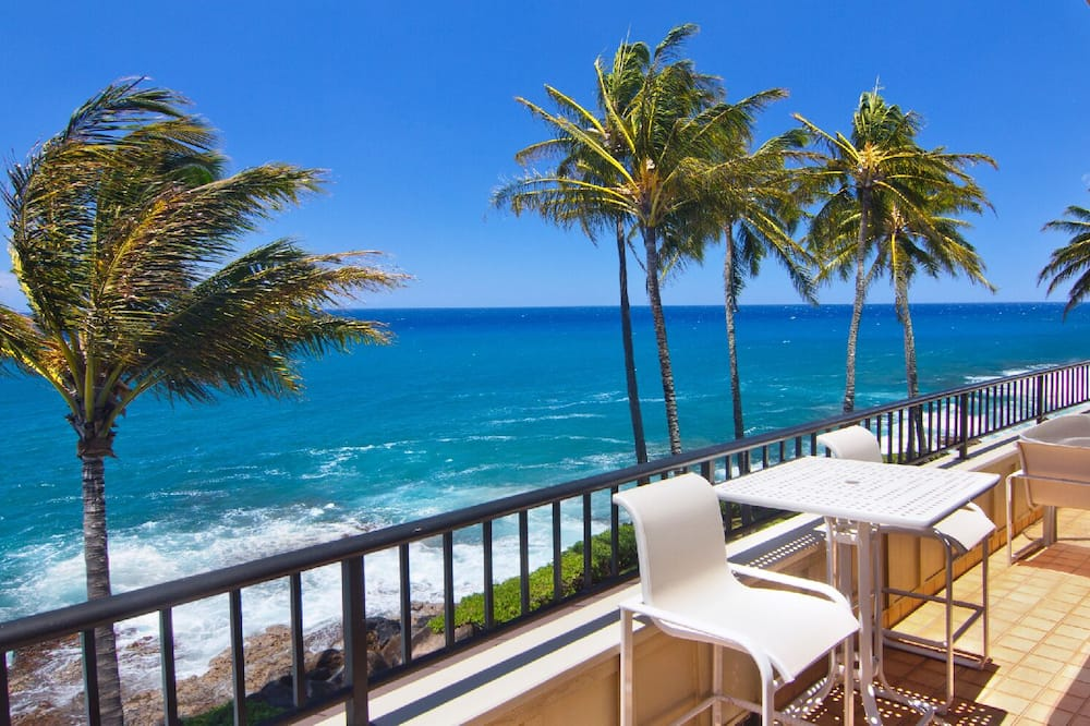 Penthouse, 1 Bedroom, Kitchen, Oceanfront - Terrace/Patio