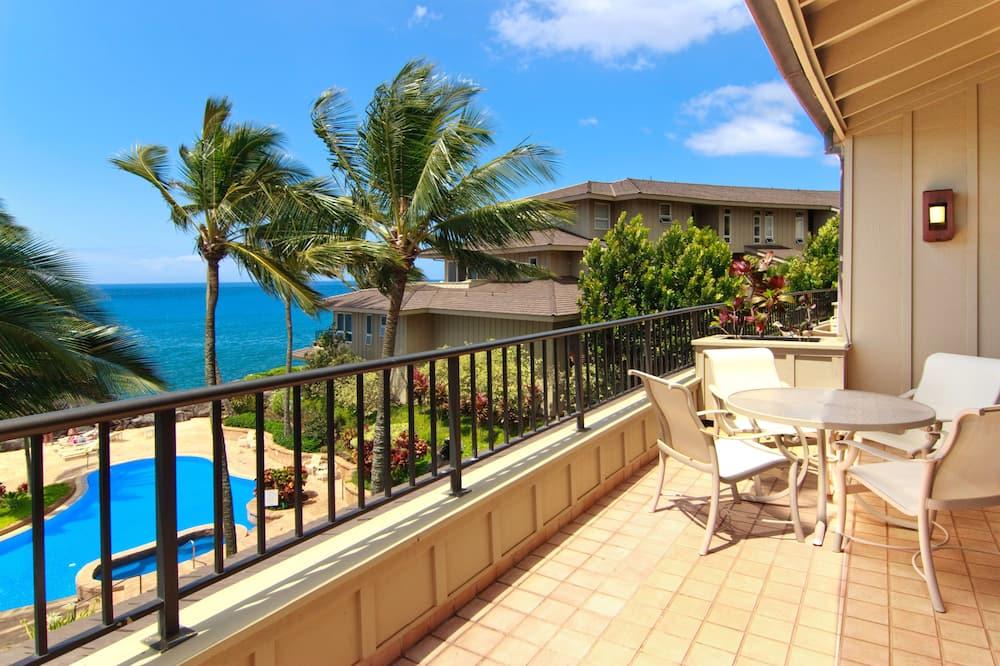 Condo, 1 Bedroom, Kitchen, Oceanfront - Balcony
