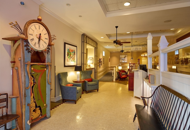 The Kendall Hotel, Cambridge, Lobby