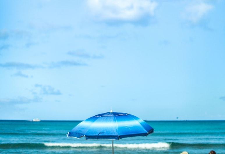 바이브 호텔 와이키키, 호놀룰루, 해변