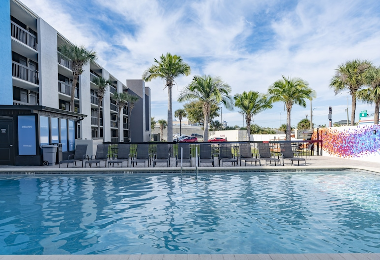 Hotel Monreale Express International Drive Orlando, Orlando, Buitenzwembad