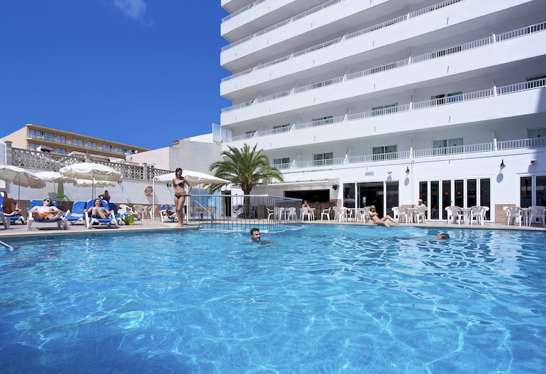 Hotel HSM Reina del Mar, Llucmajor, Piscina