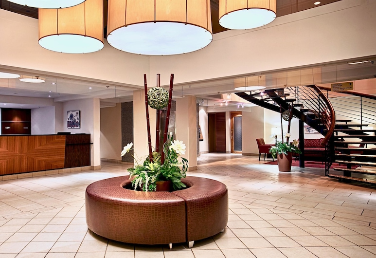 Best Western Plus Montreal Downtown-Hotel Europa, Montreal, Lobby