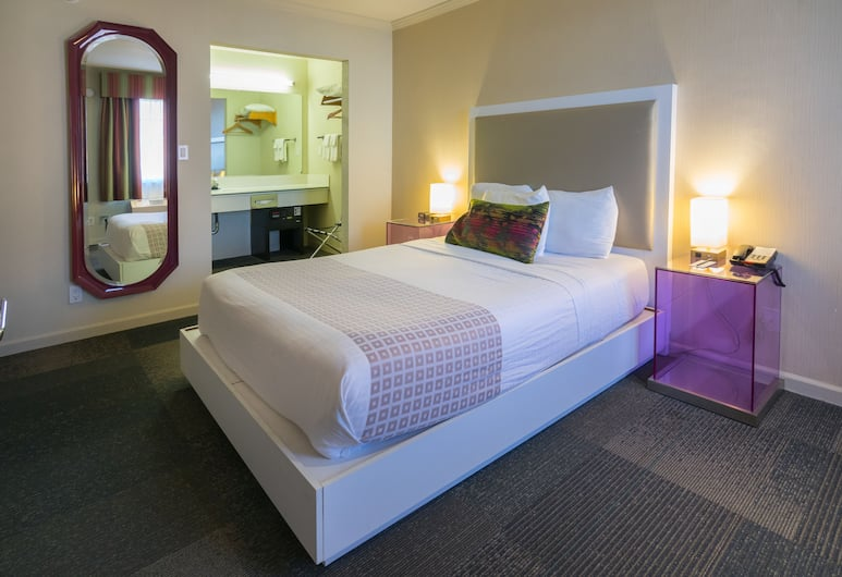 Inn at Golden Gate, San Francisco, Izba, 1 veľké dvojlôžko, nefajčiarska izba, Hosťovská izba