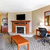 Apartament typu Suite, 2 sypialnie, kominek - Powierzchnia mieszkalna