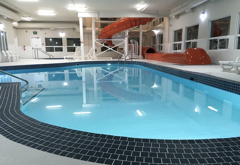 Super 8 by Wyndham Athabasca AB, Athabasca, Indoor Pool