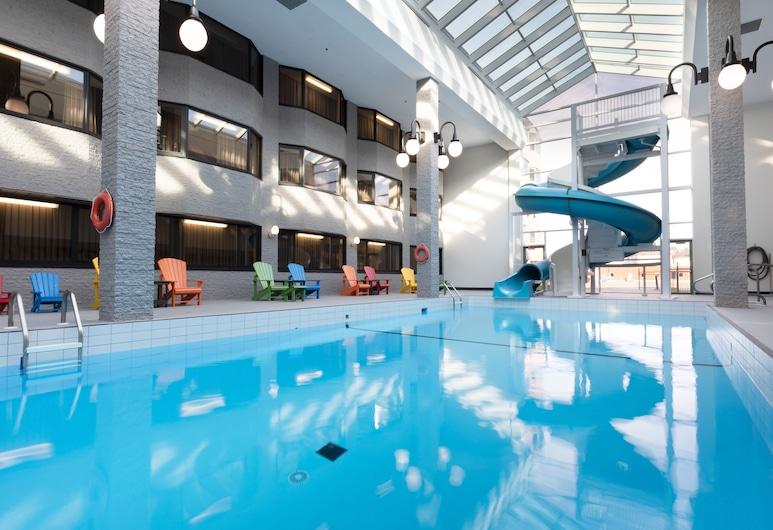 Hotel Rimouski, Rimouski, Krytý bazén