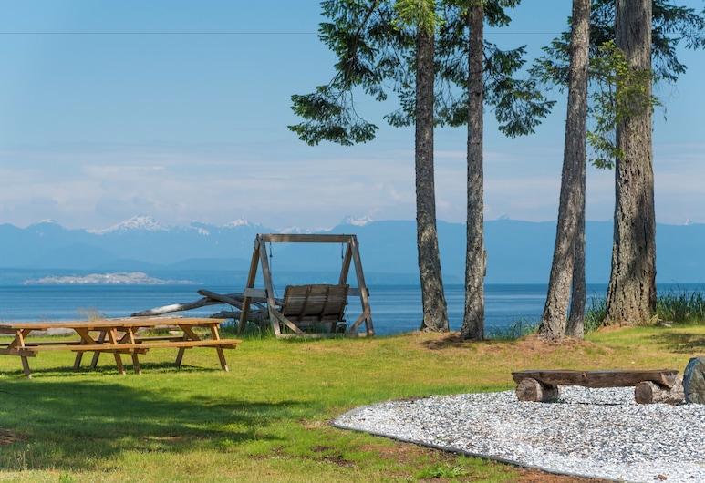 Ocean Resort, Campbell River, Hotelgelände