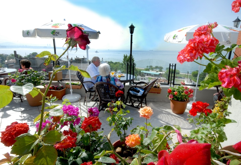 Artefes Hotel, Istanbul, Outdoor Dining
