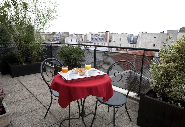 클래식스 호텔 파리 바스티유, 파리, 야외 다이닝