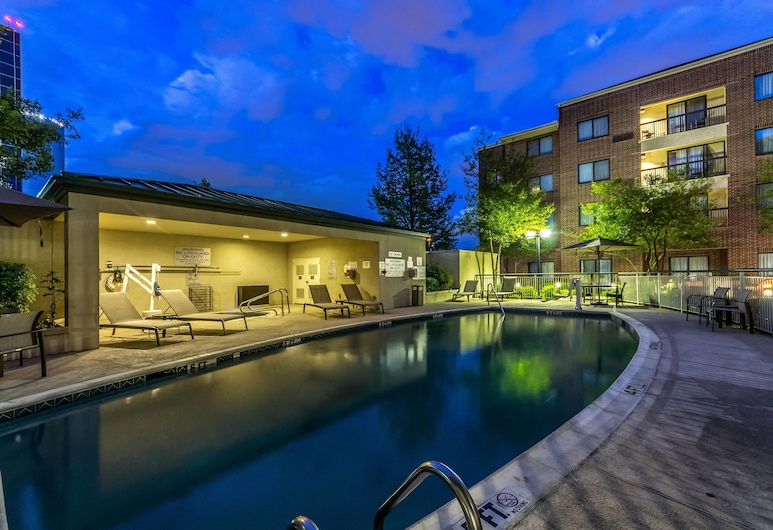 Courtyard by Marriott Dallas DFW Airport South/Irving, Irving, Zaplecze sportowe