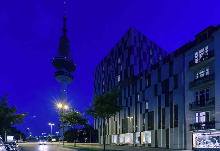 Mercure Hotel Hamburg Mitte, Hampuri, Hotellin julkisivu