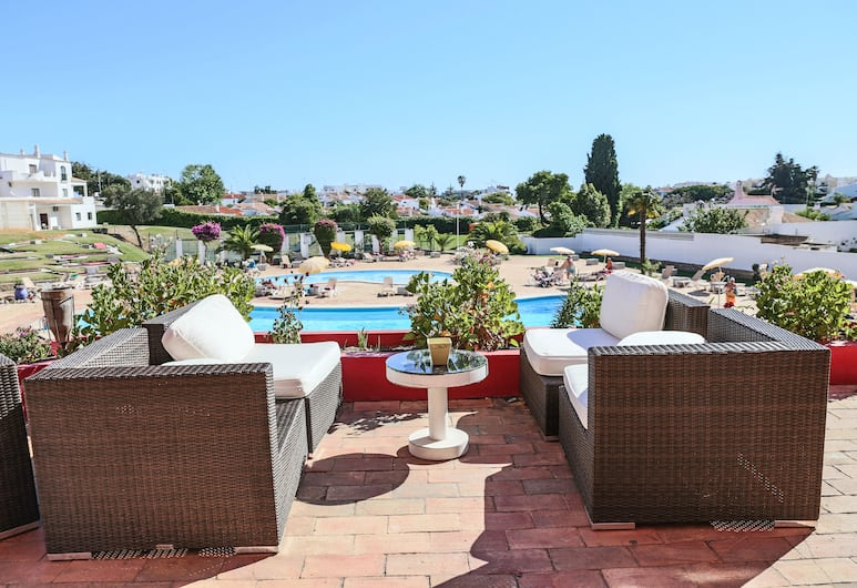 Hotel da Aldeia, Albufeira, Bar u bazénu