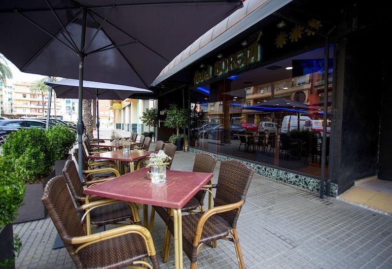 Hotel Borgia, Gandia, Terrace/Patio