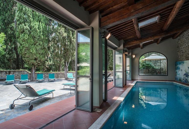 Villa Casagrande Resort & SPA, Figline e Incisa Valdarno, Alberca cubierta